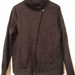 Charcoal grey Champion jacket